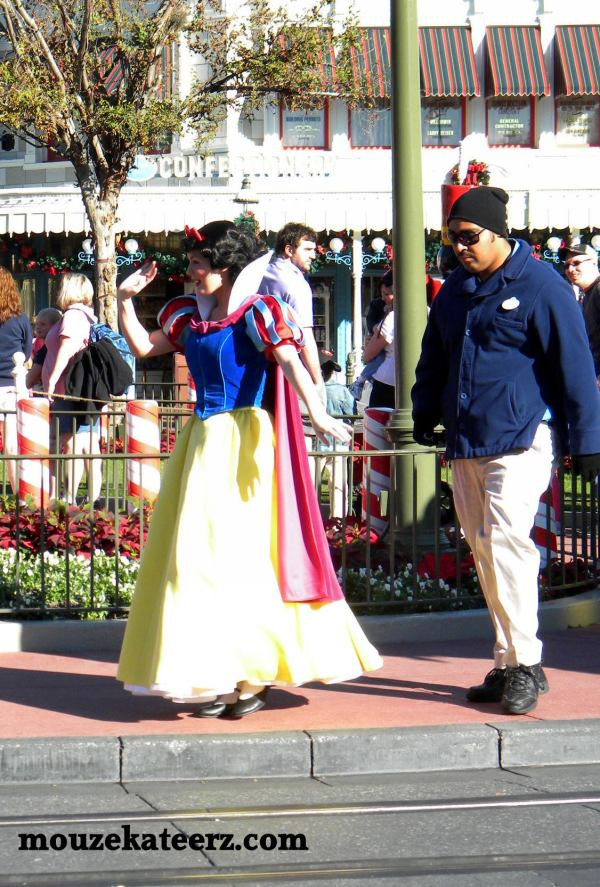 Disney Character Meet and Greet, photos with Disney characters, Disney's Snow White, character photos, Disney vacation planning,