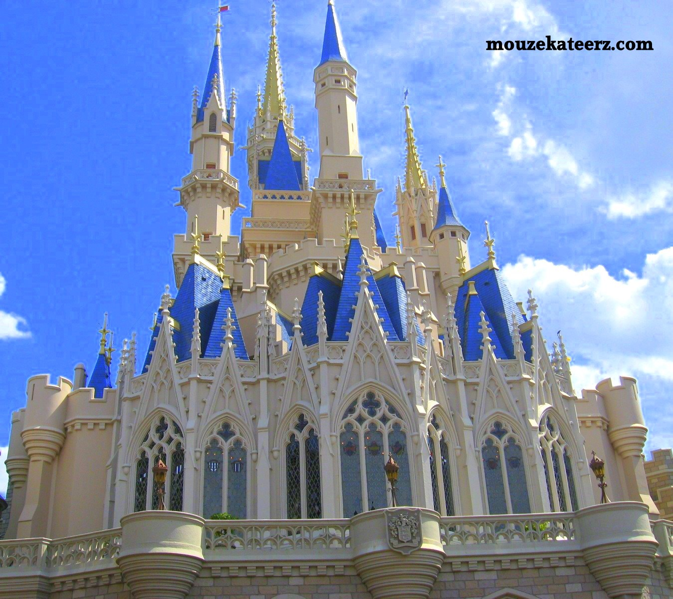 Apartments Near Disney World: Disney By The Numbers: Photographing Cinderella Castle