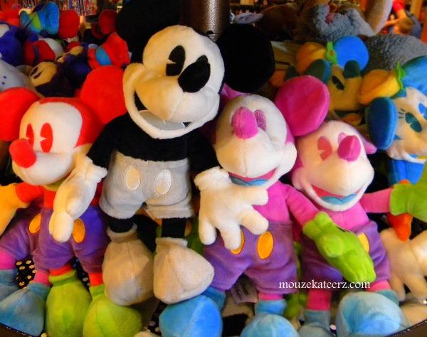 Mickey Mouse doll, Disney World, Disney vacation, Disney merchandise