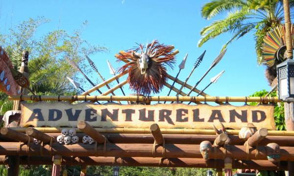 Adventureland, Walt Disney, Imagineers