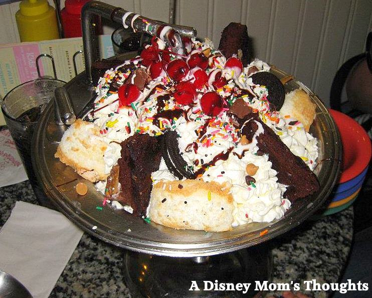 Disney Kitchen Sink Challenge