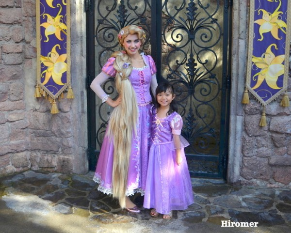 Disney Princess dress, Disney Princess, Disney Rapunzel, Character Meet and Greet