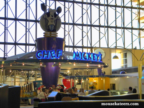 Chef Mickey's photo