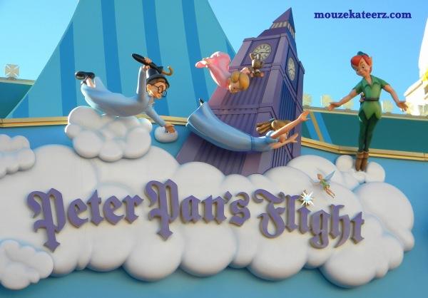 Peter Pan's flight, Peter pan photo, Disney peter pan,  Disney fastpass, Disney pastpass wait time,