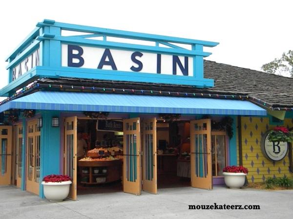 Basin Store orlando, basin white grand floridian
