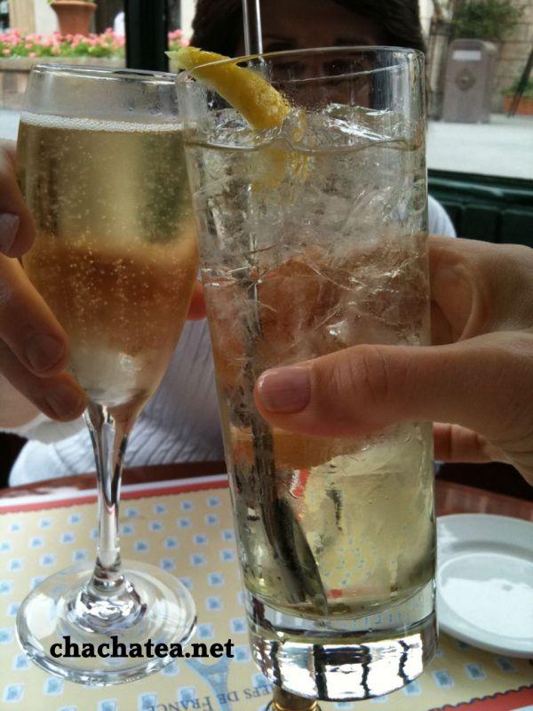 Princess Half marathon drink, Disney champagne, Epcot Food and Wine