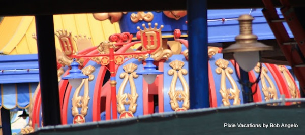 Fantasyland Expansion Dumbo, New Dumbo Ride Fantasyland, Fantasyland new photos, Two Dumbo rides, Disney Expansion,