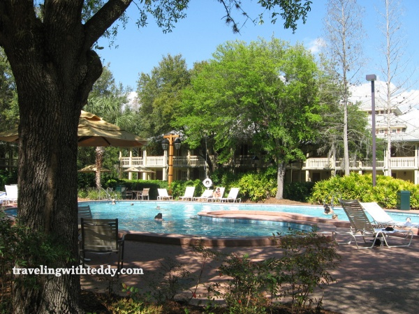 Port Orleans Riverside pool, Port Orleans Riverside photos