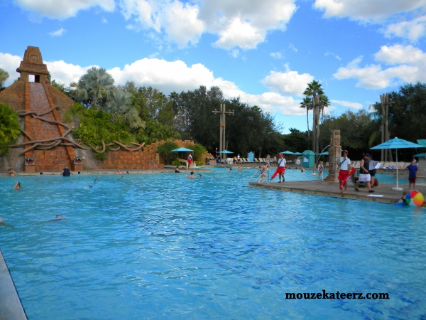 Coronado Springs Resort pool, Disney's Coronado Springs Resort pool