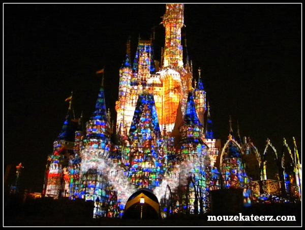Magic, Memories, and You! Disney Cinderella castle,