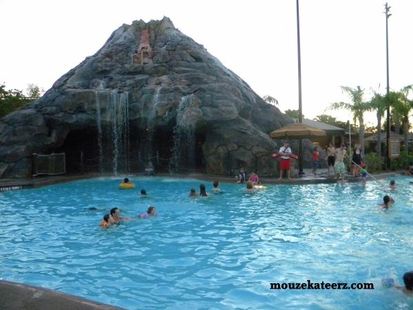 Polynesian Resort, Disney's Polynesian Resort, Disney's Polynesian Resort Pool
