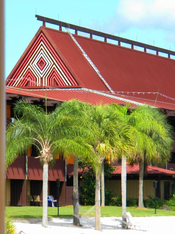 Polynesian Resort, Disney's Polynesian Resort, Polynesian resort beach
