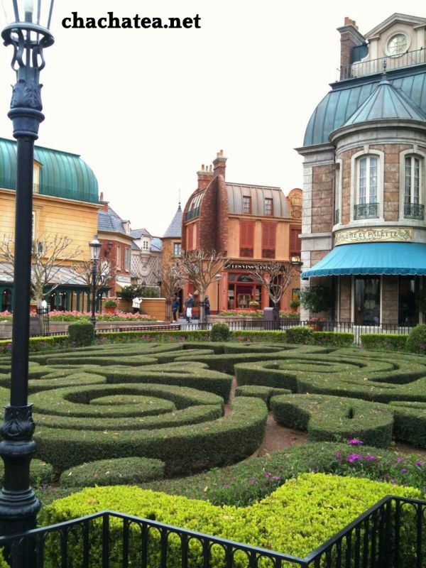 Epcot Paris, Epcot France