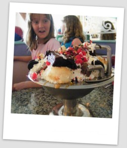 Beaches and Cream Soda Shop, Beaches and Cream menu, Disney kitchen sink