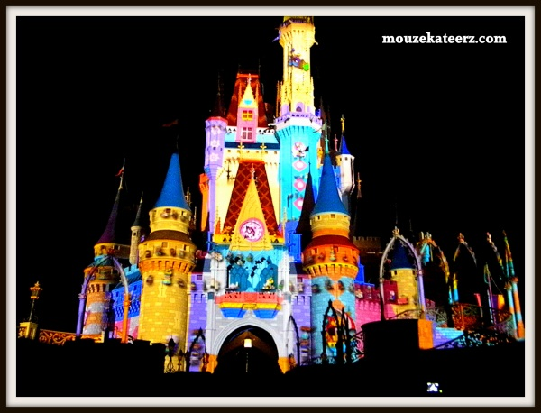 magic memories and you, disney castle show, disney magic memories, disney magic memories and you