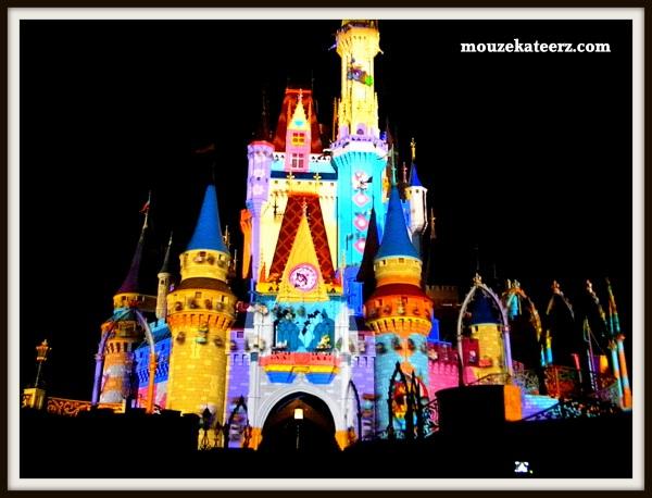 magic memories and you, disney castle show, disney magic memories, disney magic memories and you