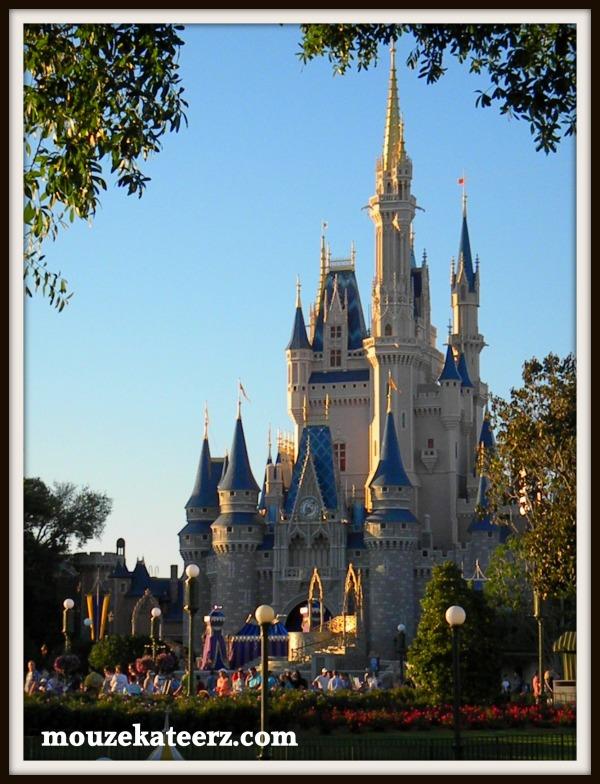 Disney's Castle, Disney's Cinderella Castle, Main Street USA,