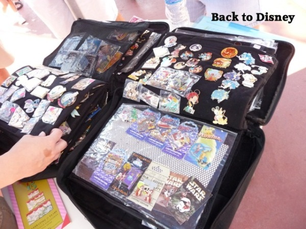 Disney Pin Trading Books