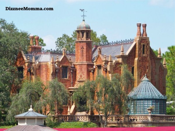 Haunted Mansion, Disney's Haunted Mansion, Friday the 13th