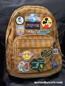 Disney backpack, Disney bag, Disney purse