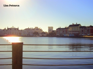 Crescent Lake, Disney's Boardwalk Resort