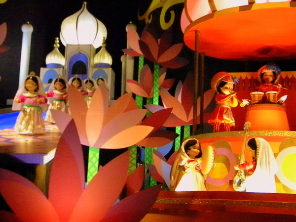 Disney vacation planning, It's a Small World, Disney Fantasyland