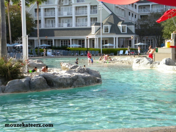 Stormalong Bay Pool DVC, Disney's Beach and Yacht Club Resort