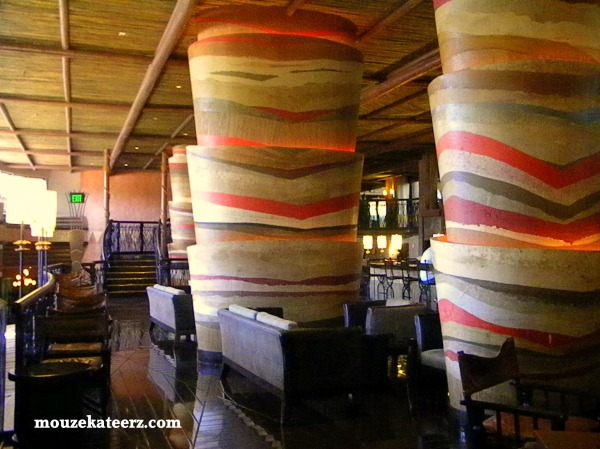 Animal Kingdom Lodge bar, Animal Kingdom restaurants,