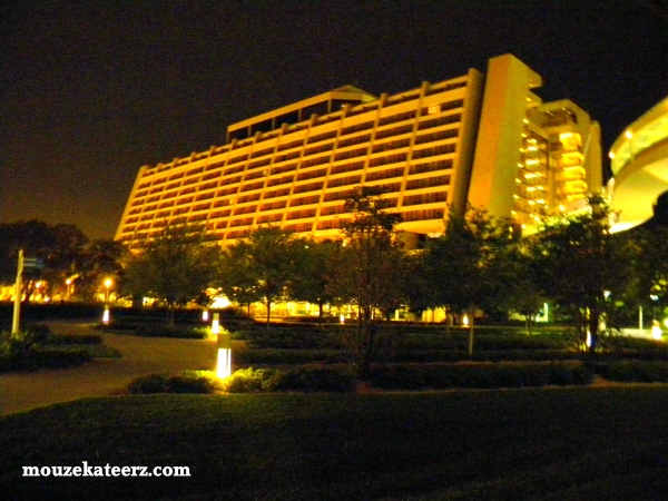 Contemporary Resort, Disney's Contemporary Resort