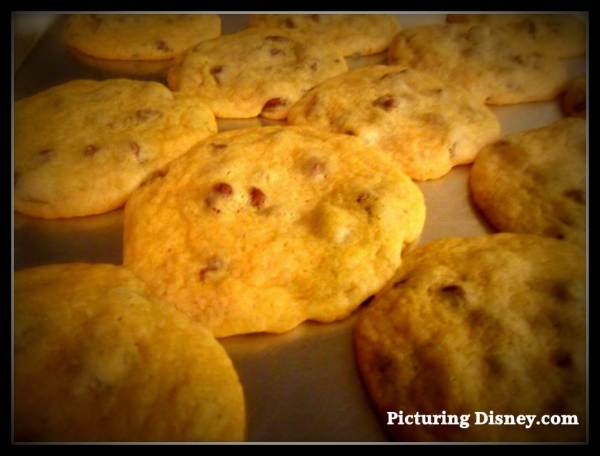 Disney World snacks, Disney World cookies