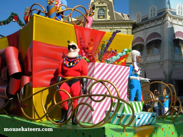 Disney World parades, Main Street parades, parade Disney