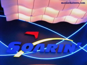 Soarin' over California, Epcot Soarin', Disney's Soarin', Disney's Soaring