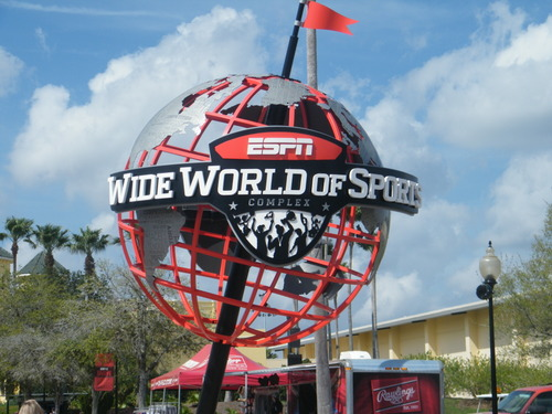ESPN Wide World of Sports Complex, Disney sports, Disney Sports complex, Orlando sports complex, Orlando sports