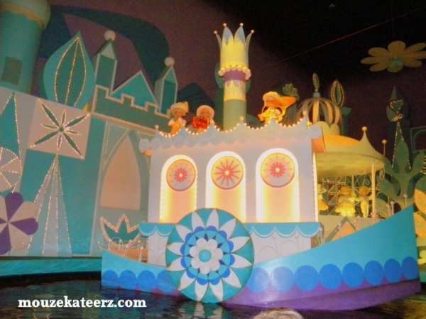 It's a small world after all, Disney's Small World, nap at Disney, Disney vacation, kids at Disney