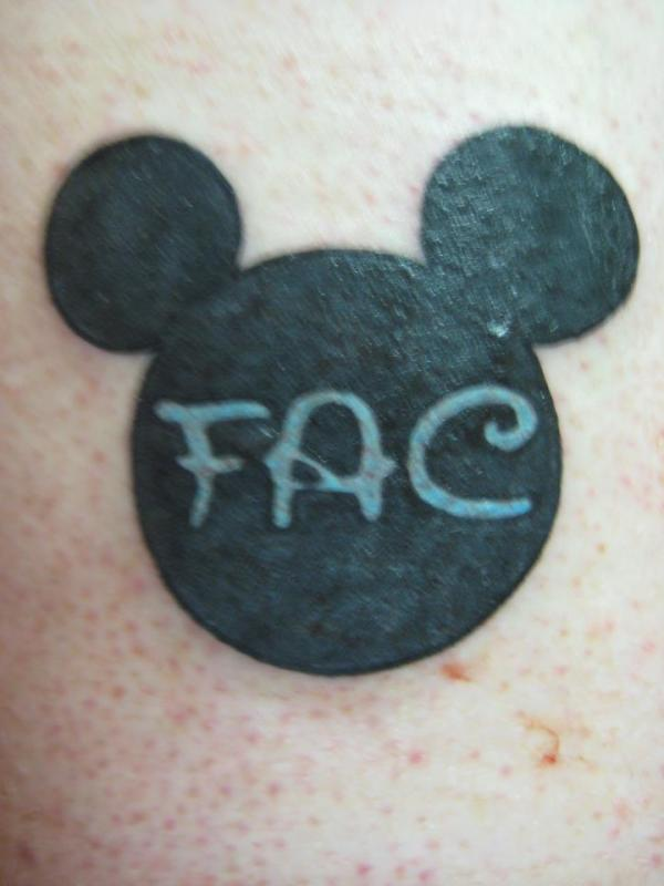 tattoo, tattoos, Disney tattoos, Disney World tattoos, Cinderella tattoos,