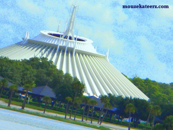 Space Mountain, Seven Seas Lagoon, Disney Roller Coasters