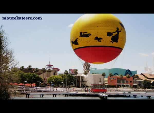 Disney balloon prices, Disney balloon ride prices, Disney World balloon, Mary Poppins, Peter pan