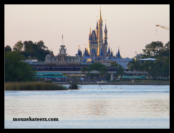 Seven Seas Lagoon, Disney Train Station, Disney Train, Disney ferry, Disney monorail, Disney lake