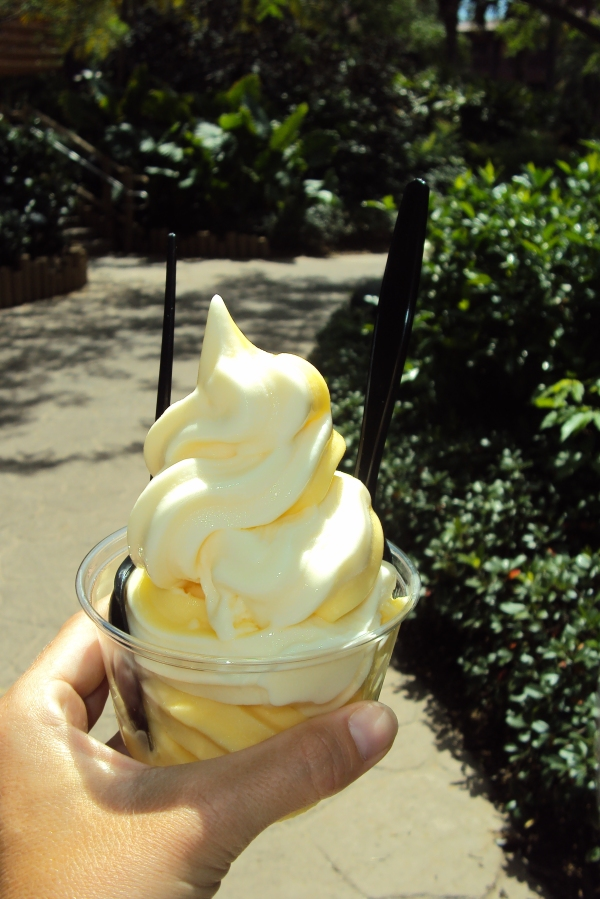 Disney Dole Whip. Disney summer snacks, Disney food, Disney snacks, Dole ice cream