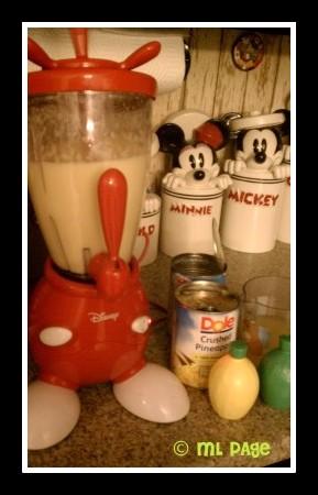 Dole whip recipe, Disney recipe, Disney recipes, Disney food, Disney ice cream, Disney snacks
