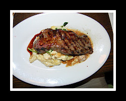 Disney steak, Disney Italian Food,