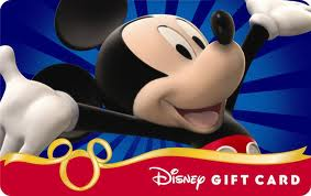 win a disney gift card, Disney gift card, free contest