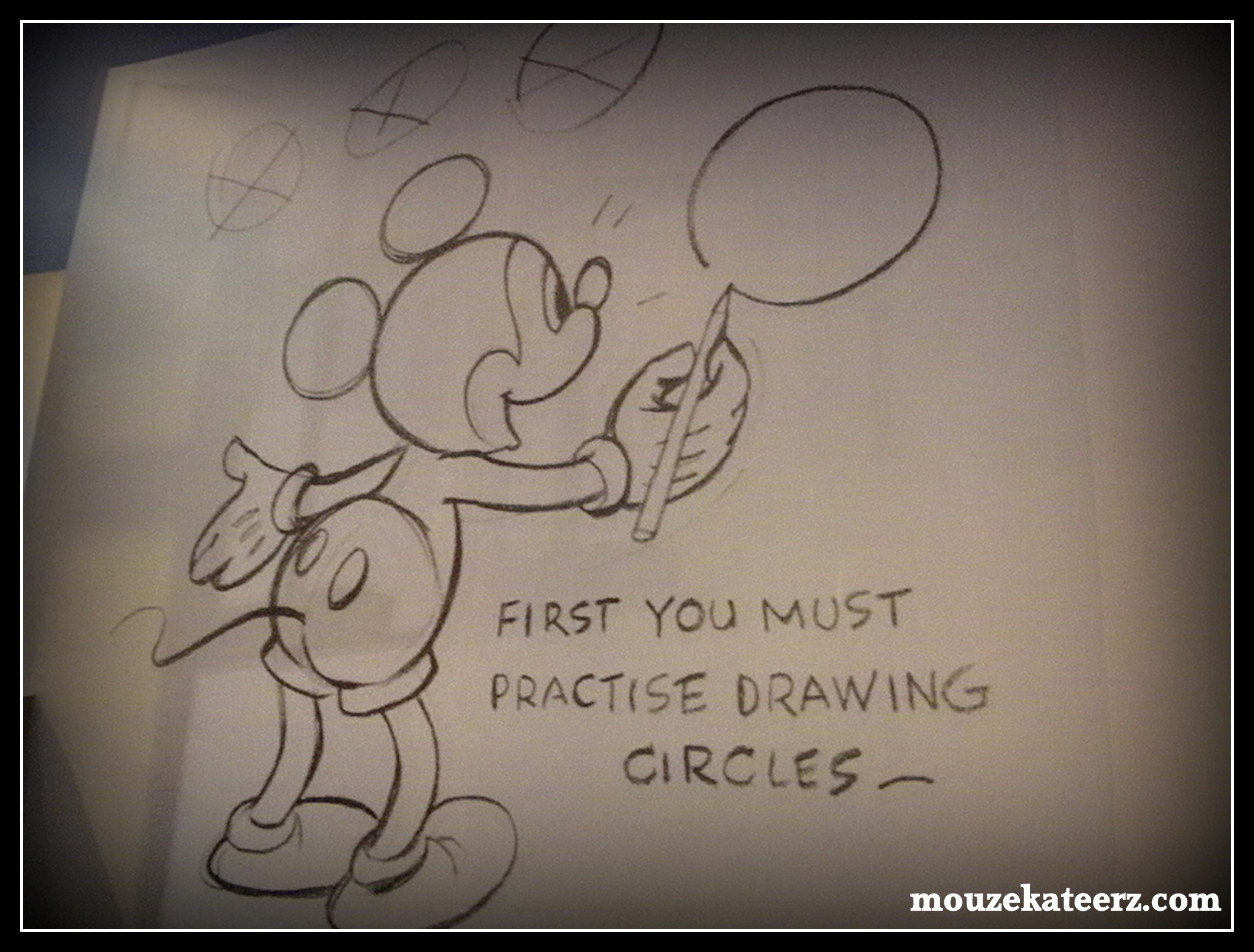 How to draw mickey mouse club search results calendar 2015 for How do you draw a mouse