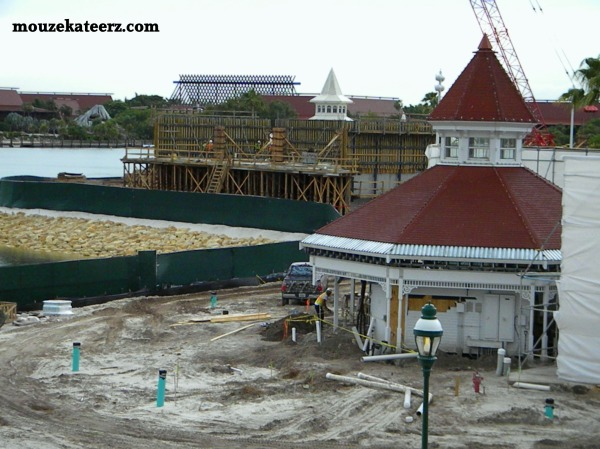 Grand Floridian DVC villas, Grand Floridian DVC villas photos, where will Grand Floridian DVC villas be located, DVC, Disney DVC construction