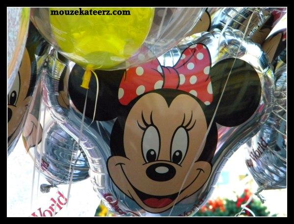 Mickey helium balloon, Minnie helium balloon, Disney helium balloons, helium shortage
