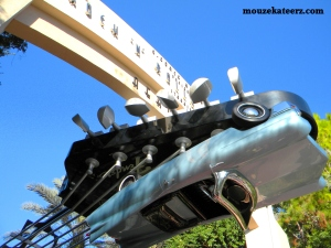 Rock 'n' Roller Coaster, Hollywood Studios roller coaster, Aerosmith roller coaster,