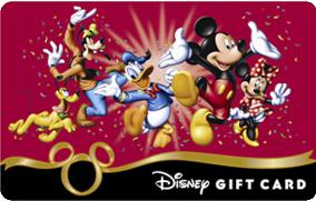 Disney Gift card,