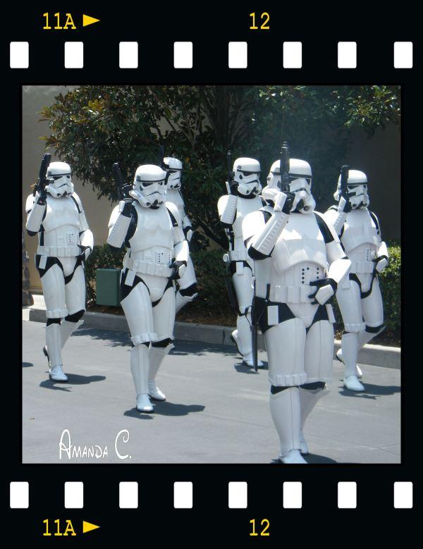 Storm Troopers star wars