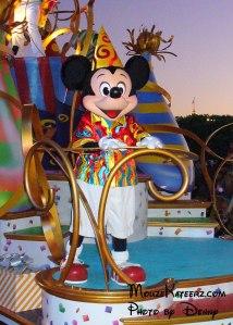 Mickey parade party