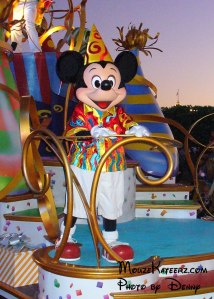 Mickey parade party